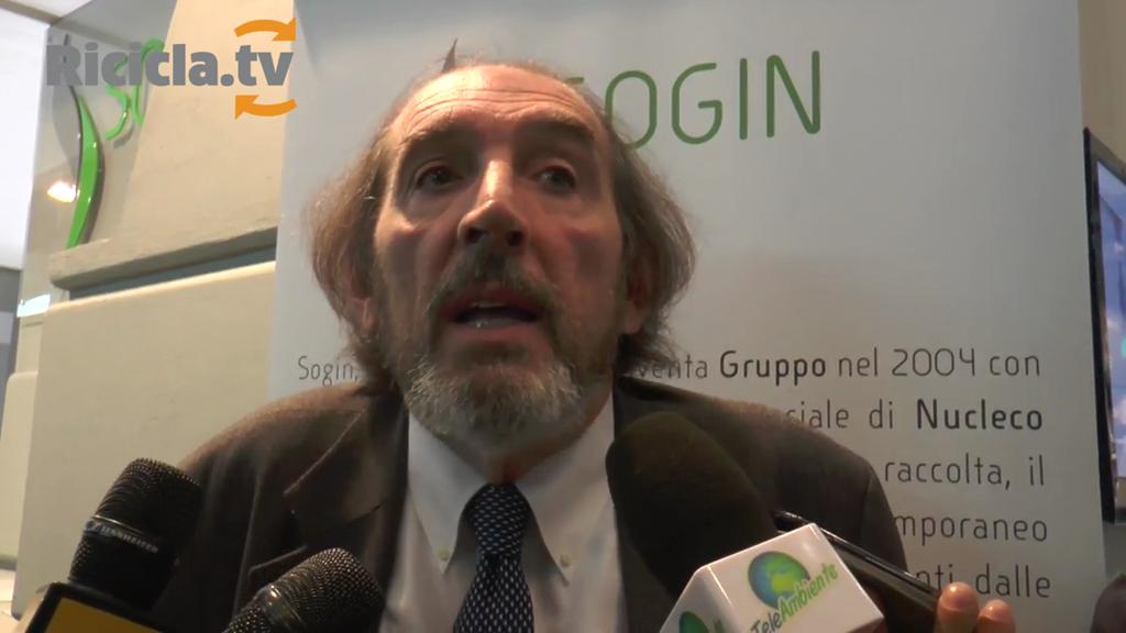 ECOMONDO 2015 - SOGIN: «SU DEPOSITO NUCLEARE RITARDI FISIOLOGICI»