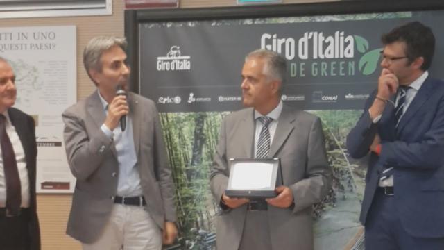 RIDE GREEN: IL GIRO D'ITALIA È CAMPIONE DI SOSTENIBILITÀ