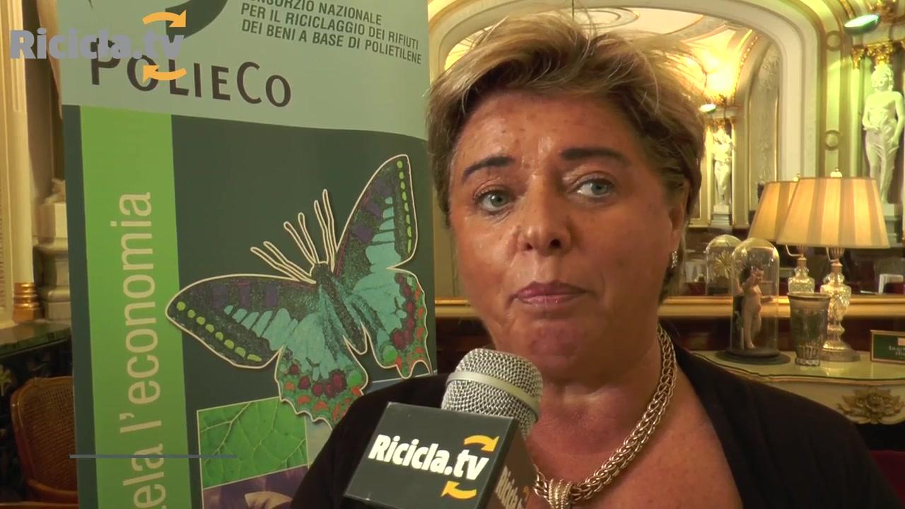 POLIECO: «L'ITALIA HA BISOGNO DI POLITICHE A SUPPORTO DEL RICICLO»