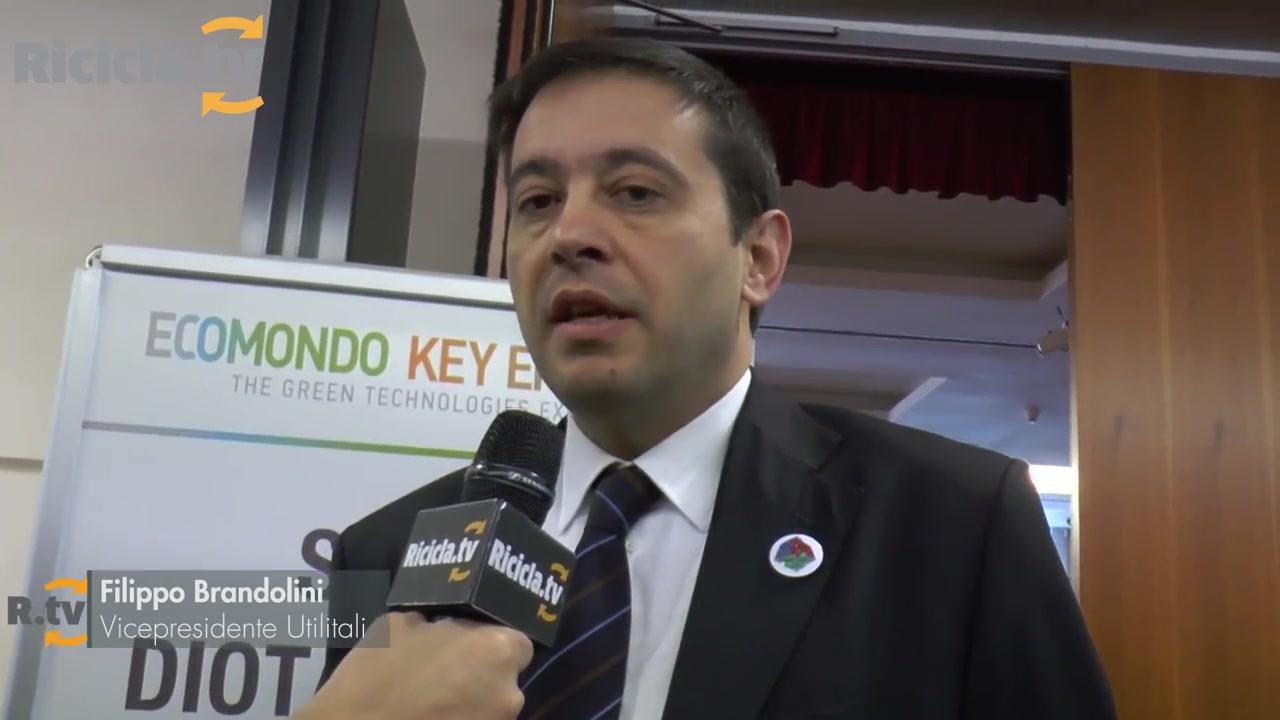 ECOMONDO 2016 - BRANDOLINI: «AUTHORITY RIFIUTI ENTRO FINE MESE»