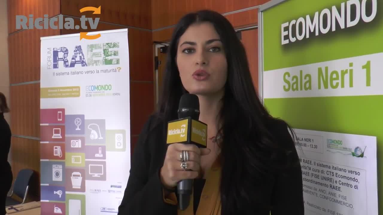 ECOMONDO 2015 - RAEE: RACCOLTA IN AUMENTO MA L'EUROPA RESTA LONTANA